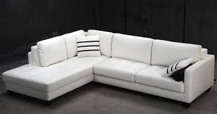 Cheap White Leather Sectional Sofa Leather Sectional Sofa Tos Fy762 2