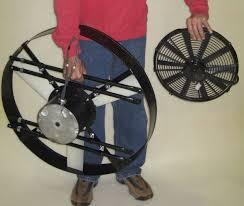 12 volt heavy duty metal fan 12 24 volt over the road truck tractor electric fan