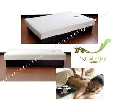 spa beds thai massage bed tm555 size 200x100x30cm spa furniture