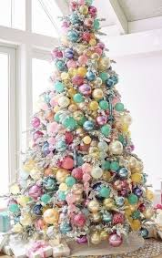 96 Fabulous Christmas Tree Decoration Ideas 2018  Christmas