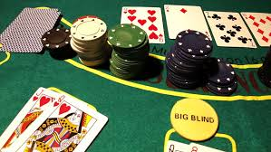 Texas Holdem Table by Poker Table Texas Hold U0027em Professional Dolly Shot Stock Footage