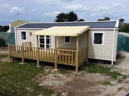 mobil home 4 chambres mobil home 4 chambres 8 personnes avec terrasse semi couverte