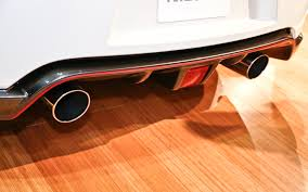 nissan frontier exhaust tip first look 2014 nissan 370z nismo 2013 chicago auto show
