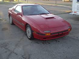 mazda rx 7 mazda rx 7 questions my 1987 mazda rx7 turbo has an irregular