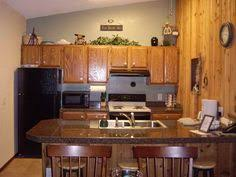 Kitchen With Black Cabinets Kitchens With Black Appliances Photos Dark Cabinets And Black On