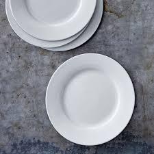 williams sonoma open kitchen appetizer plates set of 4 williams