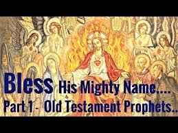 bless the lord powerful praise thanksgiving testament