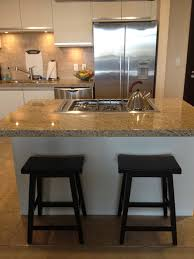 kitchen accessories furniture square onyx black seagrass backless