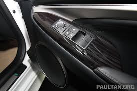 lexus auto parts malaysia lexus rc coupe launched in malaysia u2013 rc 350 luxury for rm526k