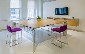 Large Boardroom Tables Wonderful Square Boardroom Table Contemporary Conference Table