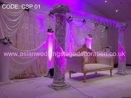 wedding backdrop birmingham asian wedding stages hire london birmingham and uk s best wedding