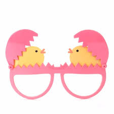 easter photo props aliexpress buy 1pcs creative pink folding costume chicken