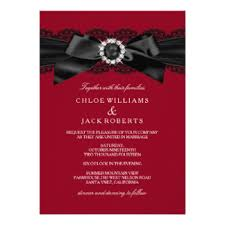 and black wedding invitations pearl wedding gifts on zazzle