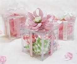 baby shower favor boxes diy gingham baby shower favor box jenlyfavors