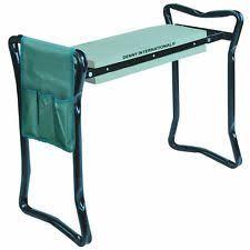 Garden Kneeler Bench Folding Garden Kneeler Ebay