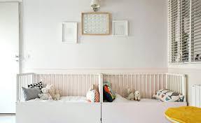 chambre pour deux enfants la fabrique à déco une chambre pour plusieurs enfants astuces