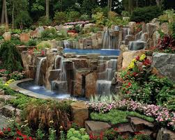 extreme swimming pool waterfall design construction cipriano