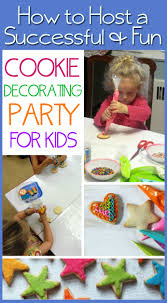 how to cookie decorating party for kids fun family crafts