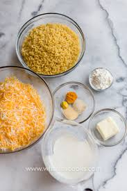 one pot homemade macaroni and cheese u2014 what lisa cooks