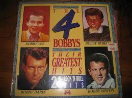 Dodd Darin by Billsbobbyvintonblog The 4 Bobby U0027s Bobby Vee Bobby Rydell Bobby