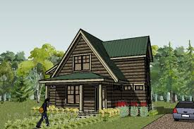 best small timber frame homes cabin plans tiny cottage house