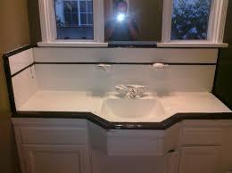 bathroom tile countertop ideas cozy white tile countertops 84 white ceramic tile kitchen