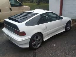 Backyard Special Eg This 1990 Honda Crx Wants 10 000 For Its Mid Engine Ness