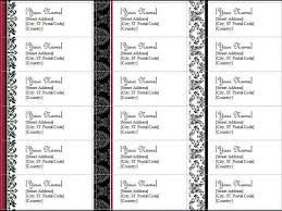 microsoft word label printing templates avery 30 labels