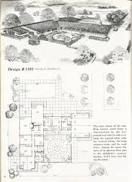 vintage house plans western ranch houses arquitectura