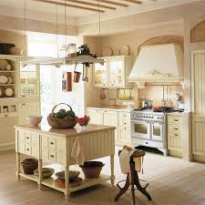 Traditional Kitchen by Traditional Kitchen Wooden Island Lacquered Aida Febal