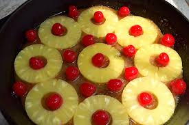 skillet pineapple upside down cake beer cooks