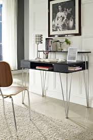 Sauder Harbor View Computer Desk With Hutch Antiqued White by Furniture Office Furniture Ideas By Computer Desk With Hutch