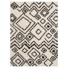 Shaggy Area Rugs Laney Textured Shag Area Rug Safavieh Target