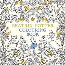 beatrix potter colouring book amazon uk beatrix potter