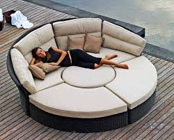 beautiful outdoor patio daybed house decor concept enjoy patio