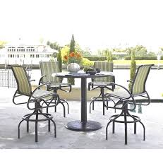 36 Inch Patio Table 42 Inch Bar Height Patio Table Table Designs