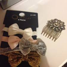 primark hair accessories mini primark haul hair accessories beauty with andrea