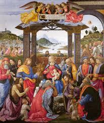 adoration of the magi ospedale degli innocenti wikipedia