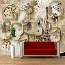 popular livingroom vintage wallpaper buy cheap livingroom vintage