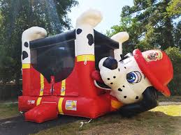 bounce house rentals houston paw patrol dog bounce houses sky high party rentals