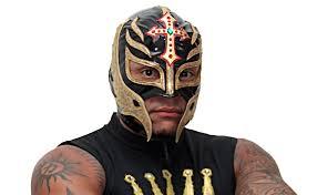Sin Halloween Costume Rey Mysterio Reveals Signed Lucha Underground Talks