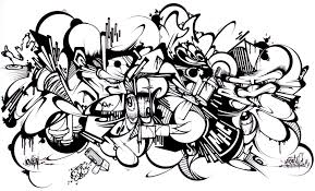 graffiti coloring pages to print coloringstar