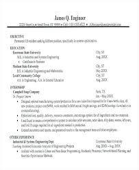 sample industrial engineer resume cover letter industrial engineer