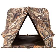 Layout Hunting Blinds Kill Shot Portable Layout Blind With Dog Hunting Blind Bundle