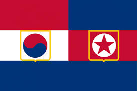 Russian Czar Flag Flag Of Unified Korea In The Style Of Austria Hungary Vexillology