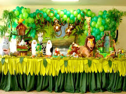 safari baby shower decorations for a girl Archives Baby Shower DIY