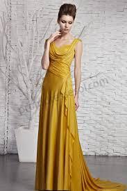yellow silk prom dresses long dresses online