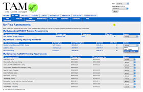 assessment templates risk assessment template on the action manager the health and