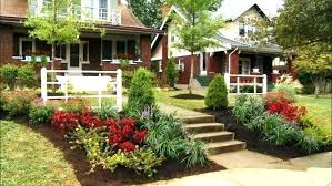 Small Terraced House Front Garden Ideas Ideas For Landscaping In Front Of House Cheap Landscaping Ideas