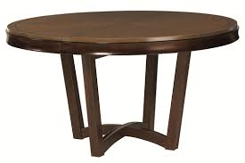 furniture dining room table round expandable expandable round